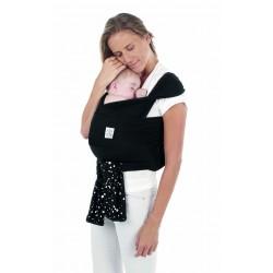 Fular Jane Cocoon Fulard Baby Wrap negro