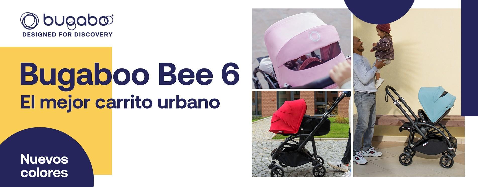 Nuevos colores Bugaboo Bee 6