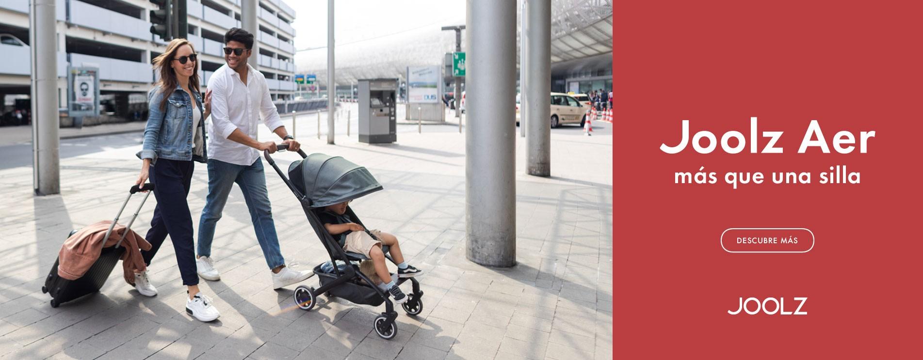 Joolz Aer, más que una silla
