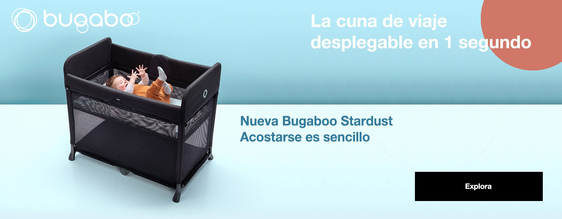 Nueva Bugaboo Stardust